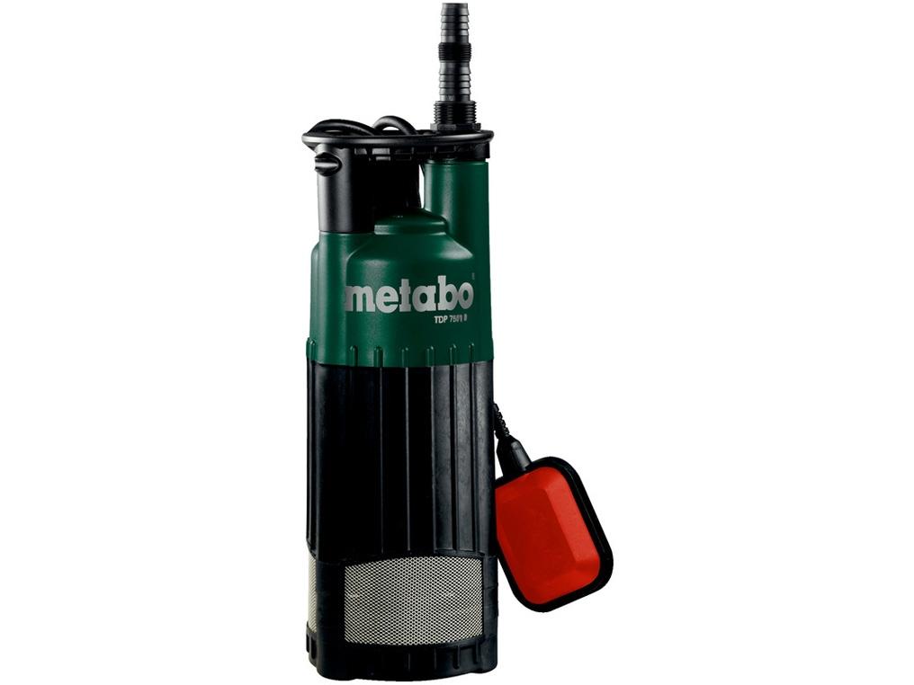 METABO TDP 7501 S pompa zanurzeniowa 7500l/h 1000W