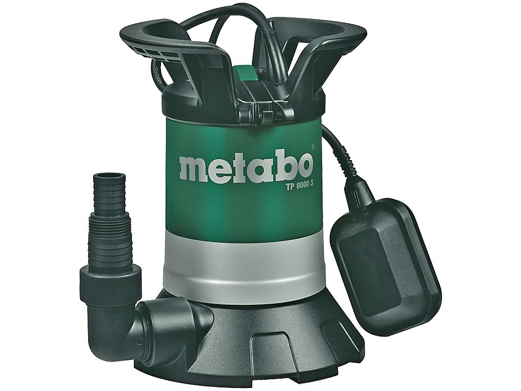 METABO TP 8000 S pompa zanurzeniowa 8000 l/h 350W