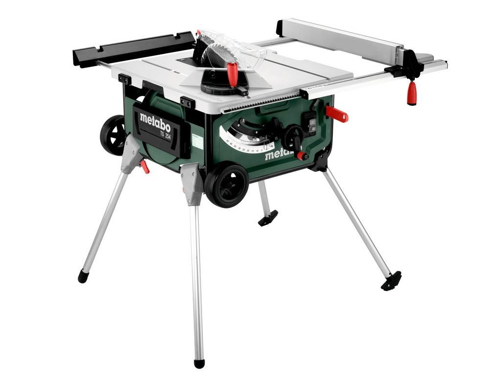 METABO TS 254 pilarka piła stołowa 254mm 2000W