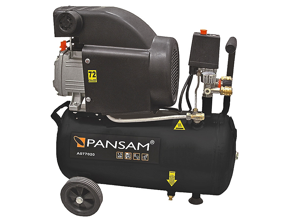 PANSAM A077020 sprężarka kompresor 24l