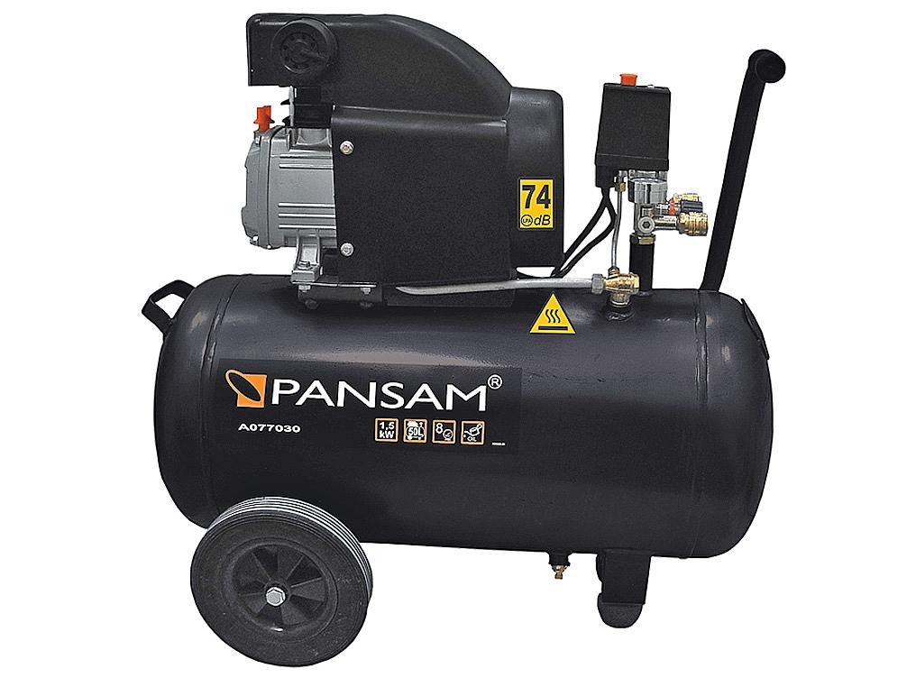 PANSAM A077030 sprężarka kompresor 50l