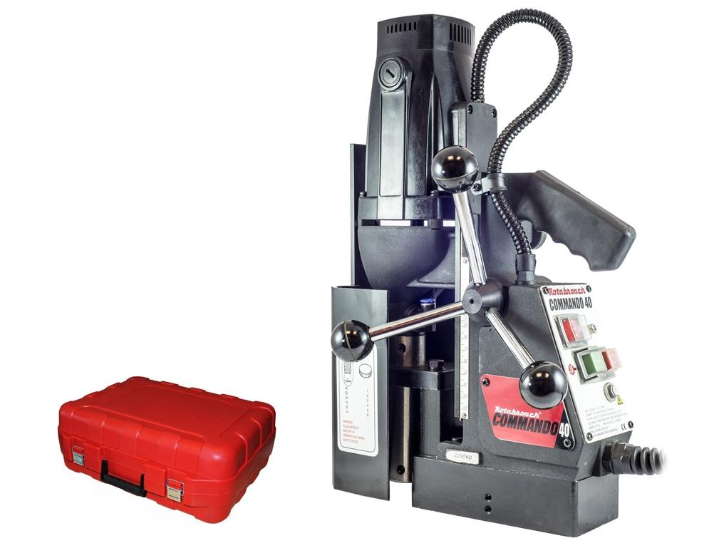 ROTABROACH COMMANDO 40 wiertnica magnetyczna 1100W
