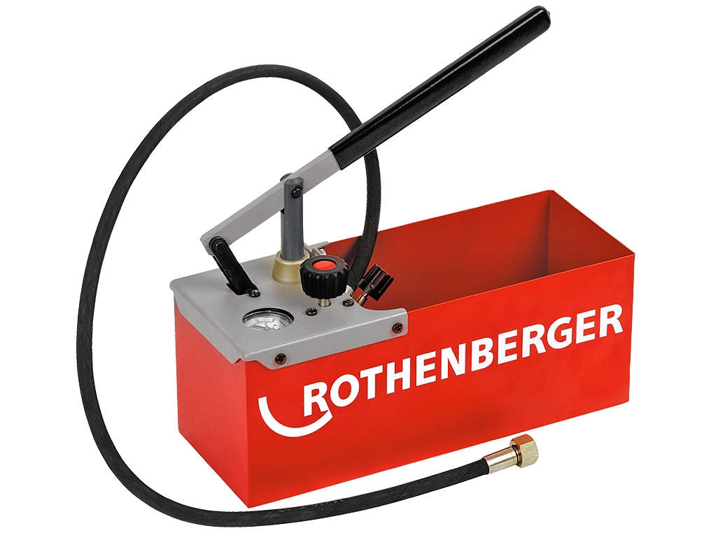 ROTHENBERGER TP 25 pompa kontrolna 25 bar