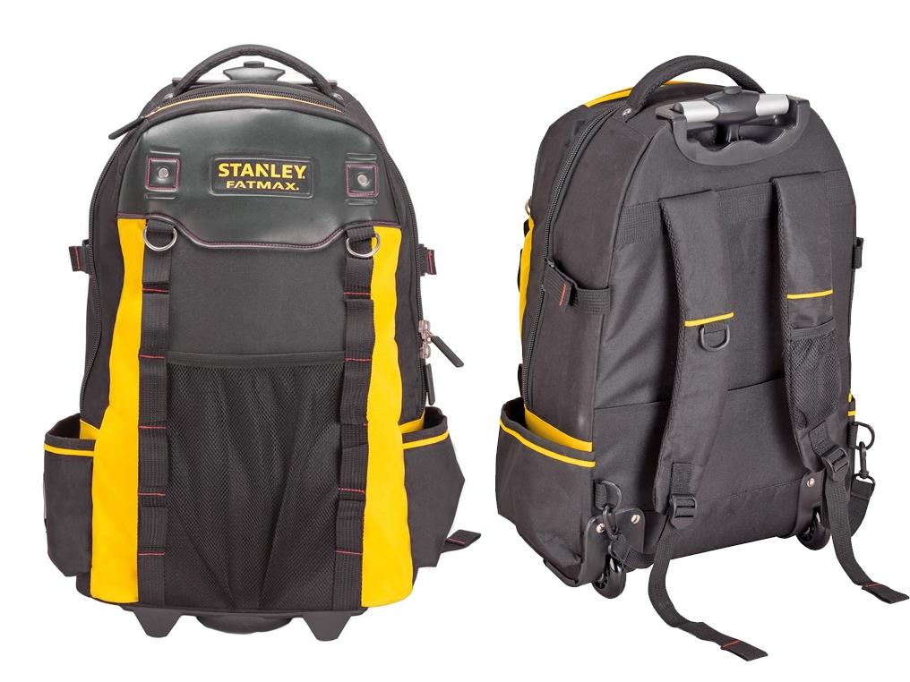 STANLEY 79-215 plecak narzędzia kółka