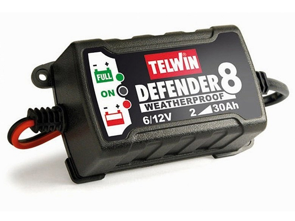 TELWIN DEFENDER 8 prostownik 6/12V 2-30Ah