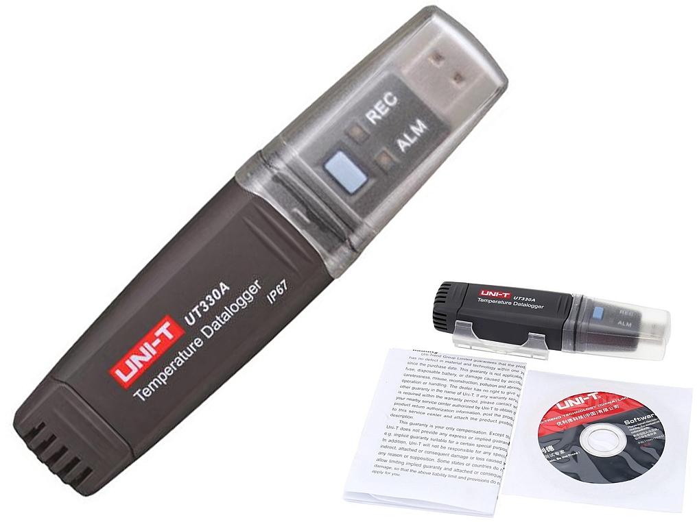 UNI-T UT330A rejestrator temperatury USB