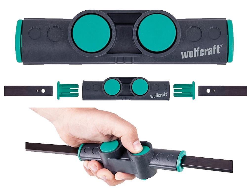 WOLFCRAFT łącznik adapter do ścisków