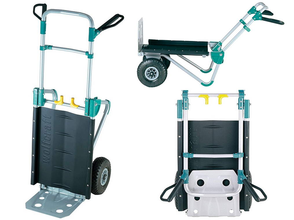 WOLFCRAFT TS1000 wózek transportowy 200kg