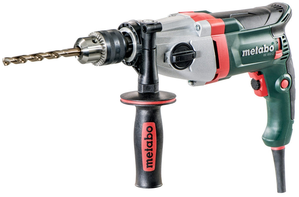 METABO BE 850-2 wiertarka bezudarowa 850W 13mm K