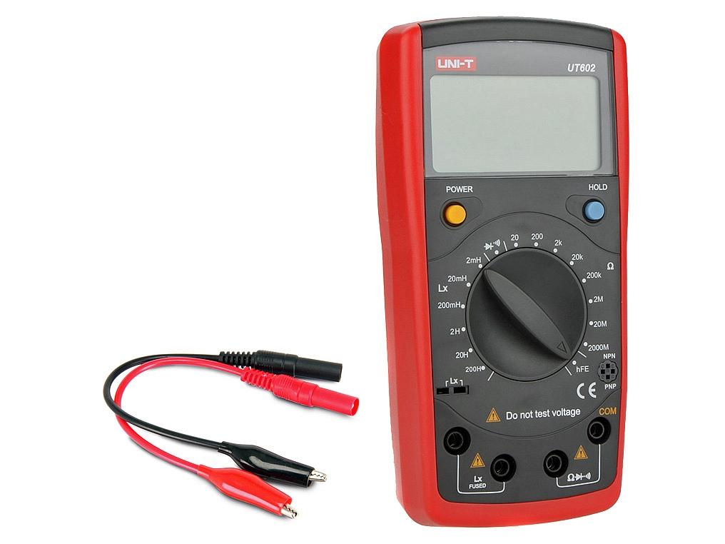 UNI-T UT602 miernik uniwersalny multimetr