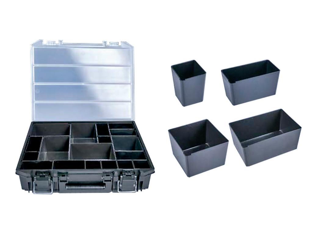 HAUPA SYS CON skrzynka organizer pudełka