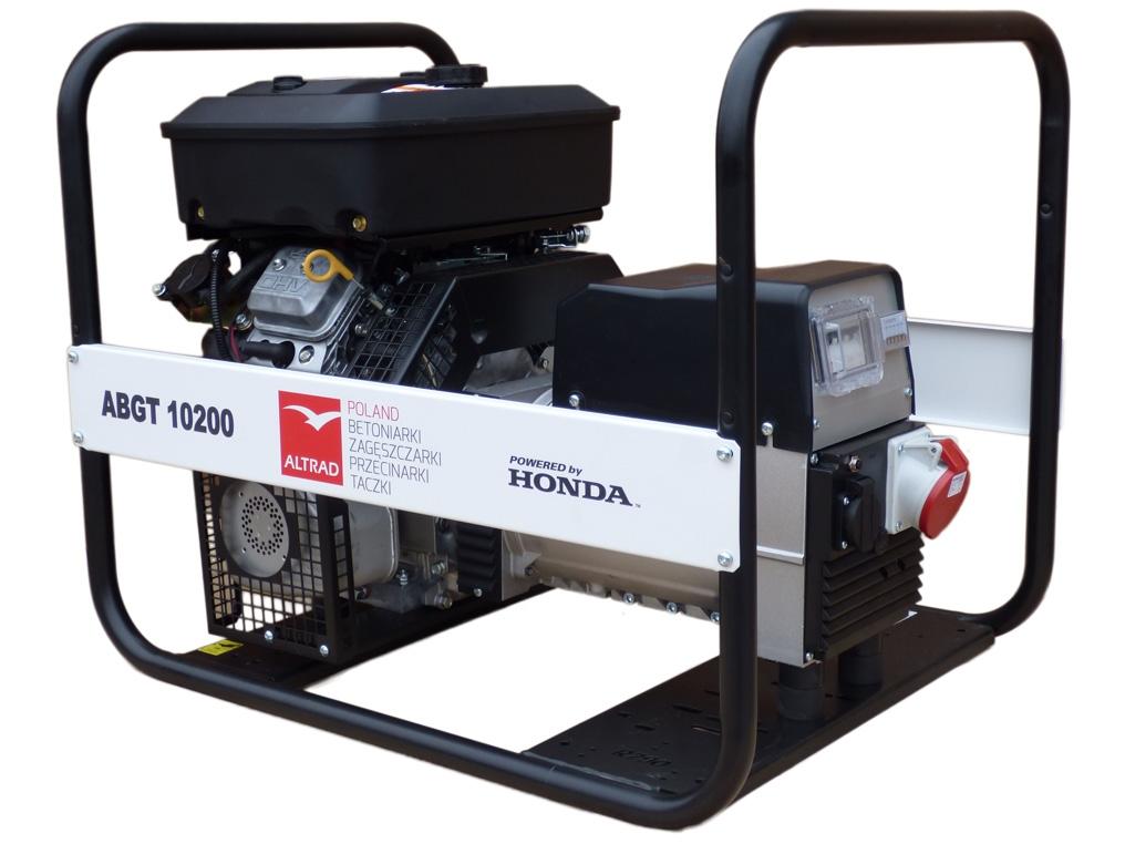 ALTRAD ABGT10200 agregat prądotwórczy 10,2kW 230/400V AVR