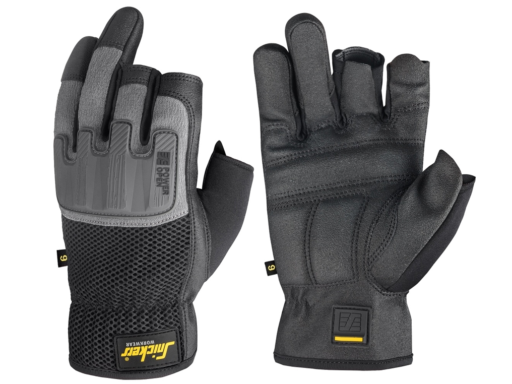 SNICKERS 9586 rękawice robocze bez palców