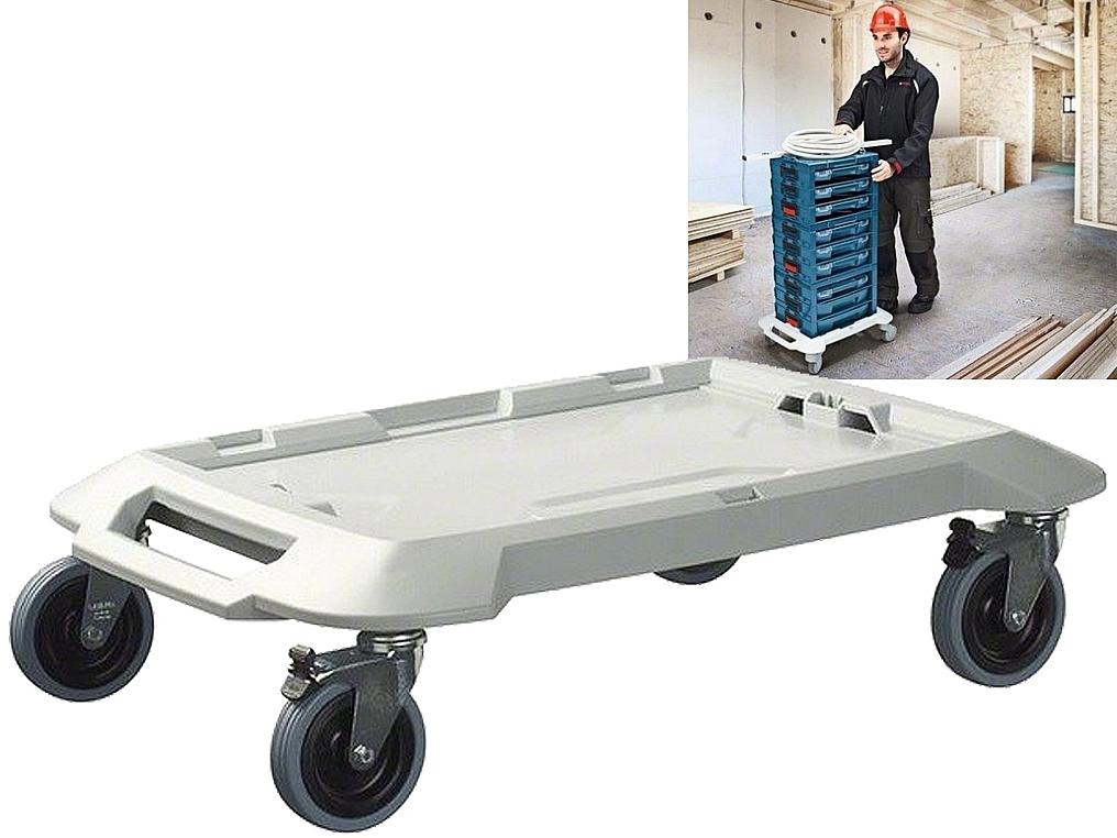 Chwalebne BOSCH wózek walizka skrzynka organizer L-BOXX SYS HY71