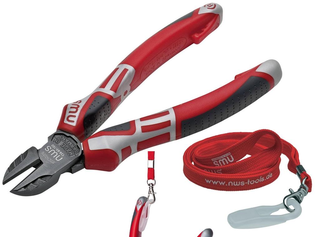 NWS 134-69-145S szczypce obcinaczki boczne do drutu