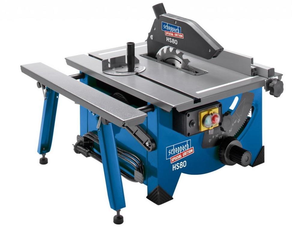 SCHEPPACH HS80 pilarka stołowa piła 210mm