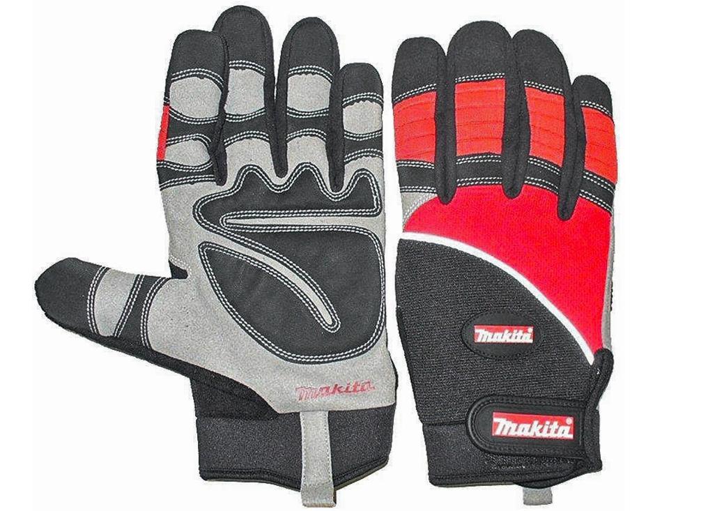 MAKITA P90087 rękawice robocze ochronne XXL