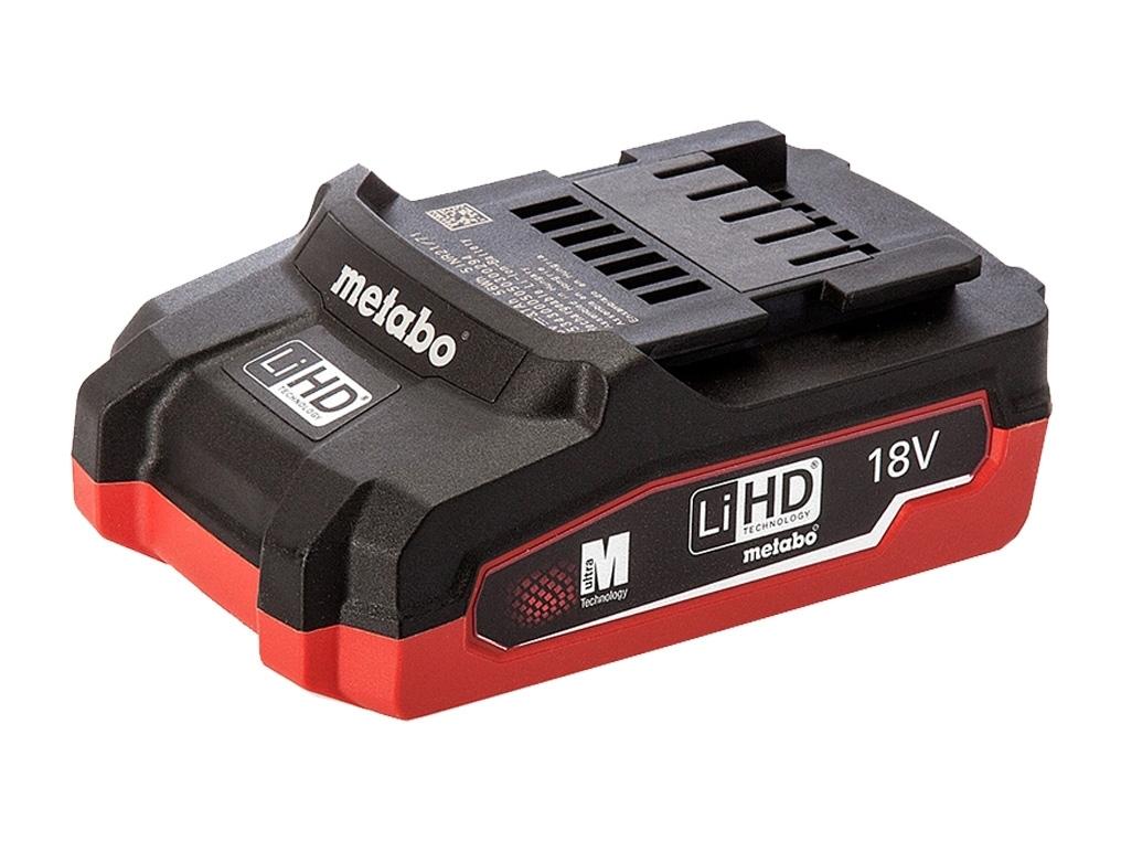 METABO akumulator 18V 3,1Ah LiHD oryginalny