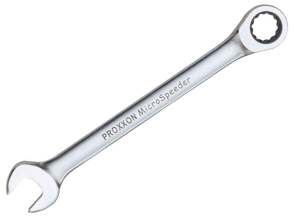 PROXXON 23258 klucz płasko-oczkowy z grzechotką 9mm