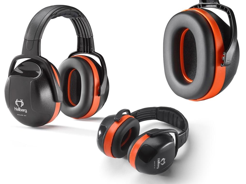 HELLBERG Secure 3 nauszniki słuchawki ochronne