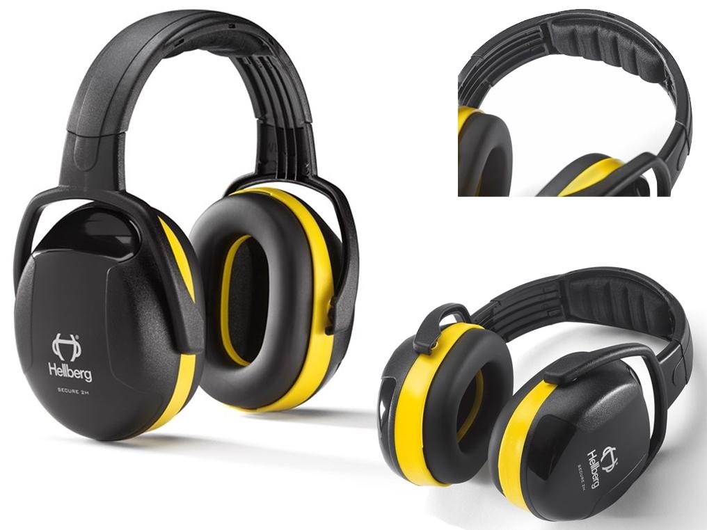 HELLBERG Secure 2 nauszniki słuchawki ochronne