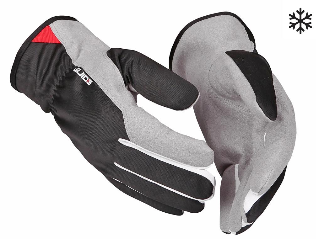 GUIDE 762W rękawice robocze zimowe rozm 7-11