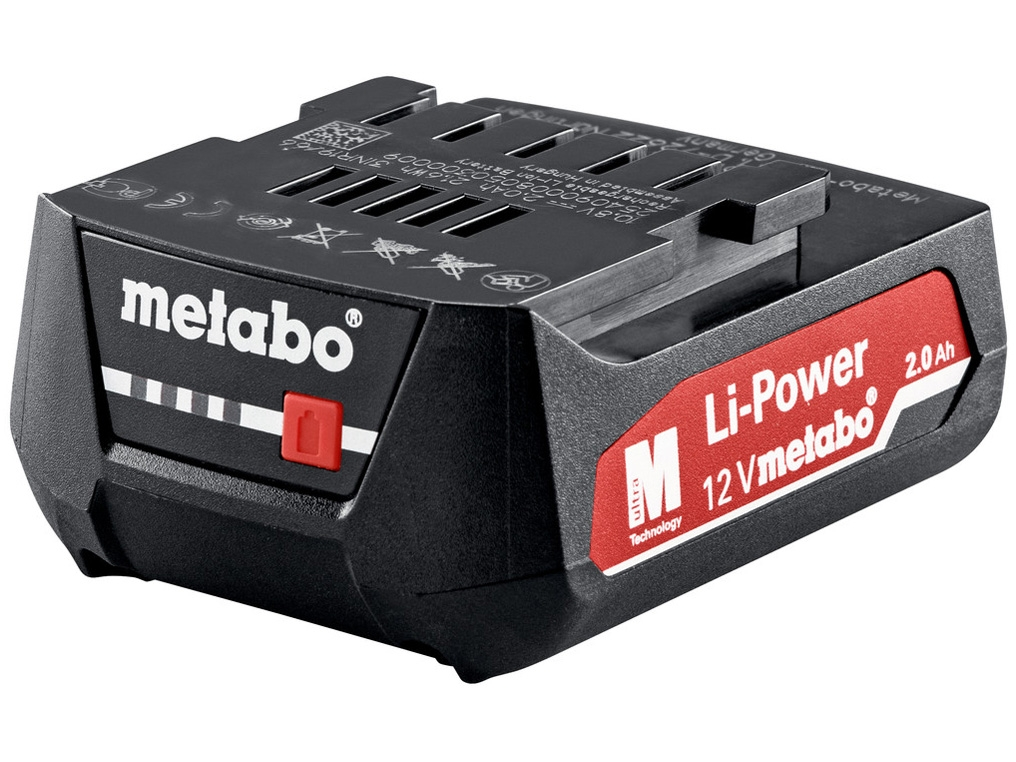 METABO akumulator 12V 2,0Ah Li-Ion oryginalny