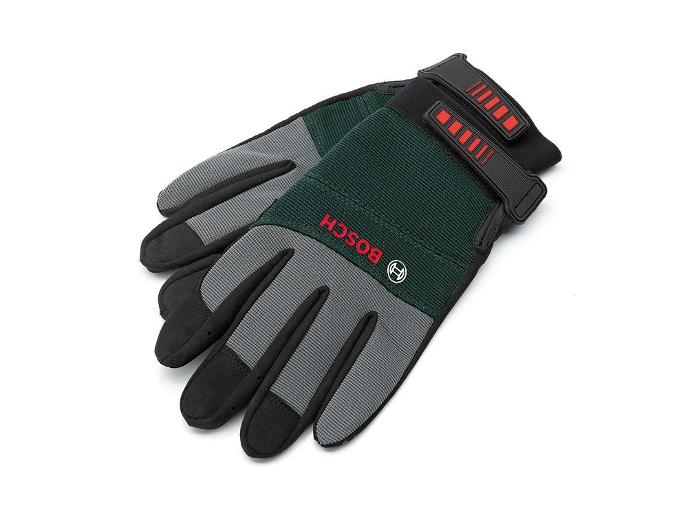 BOSCH rękawice robocze ogrodowe L XL