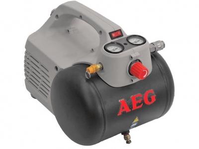 AEG OL6-05 sprężarka kompresor bezolejowa