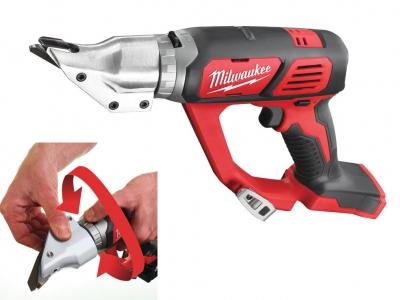 MILWAUKEE M18 BMS12 nożyce do blachy akumulatorowe