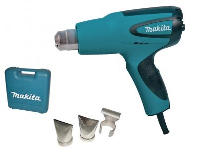MAKITA  HG5012K opalarka 1600W 500°C + 3 dysze