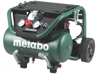METABO POWER 280-20 W OF sprężarka bezolejowa 20 L