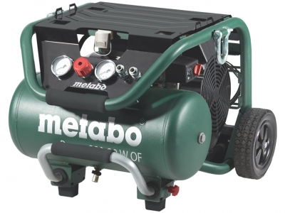 METABO POWER 400-20 W OF sprężarka bezolejowa 20 L
