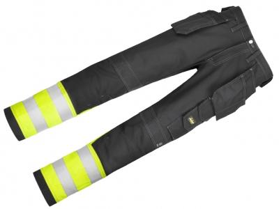SNICKERS 3235 spodnie robocze odblaskowe