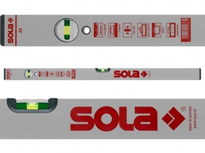SOLA AV30 poziomica aluminum 2 libele 30cm