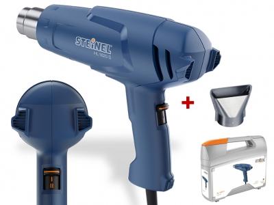 STEINEL HL1620S opalarka elektryczna dysza walizka