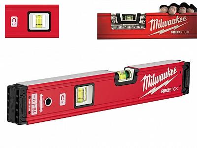 MILWAUKEE REDSTICK poziomica magnetyczna 40cm