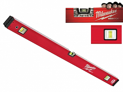 MILWAUKEE REDSTICK poziomica alum 100cm