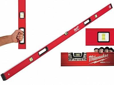 MILWAUKEE REDSTICK poziomica alum 180cm