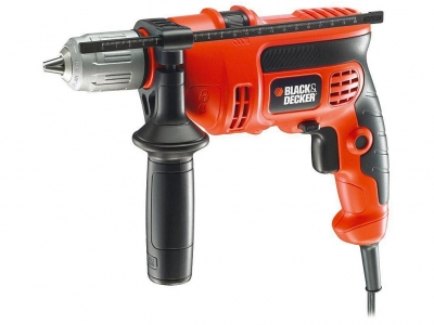 BLACK&DECKER CD714CRES wiertarka udarowa 710W