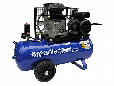 ADLER AD 268-50-2 sprężarka kompresor 50L
