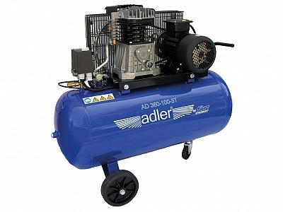 ADLER AD 360-100-3T 400V sprężarka 100L
