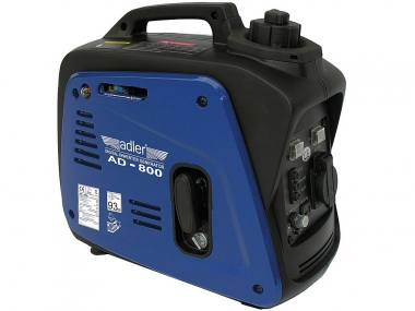 ADLER AD800 agregat prądotwórczy 0,8kW