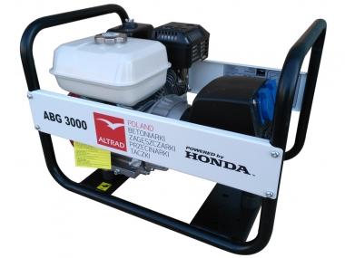 BELLE HONDA ABG3300 agregat prądotwórczy 3,3kW