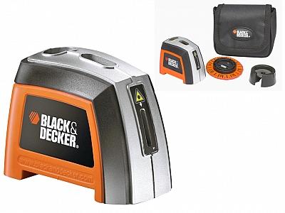 BLACK&DECKER BDL120 poziomica laserowa laser