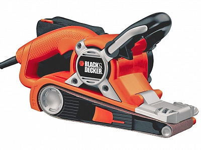 BLACK&DECKER KA88 szlifierka taśmowa 75x533mm