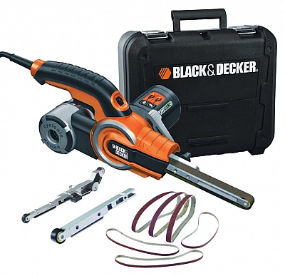 BLACK&DECKER KA902EK szlifierka taśmowa 13mm