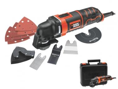 BLACK&DECKER MT300KA narzędzie wielofunkcyjne 300W