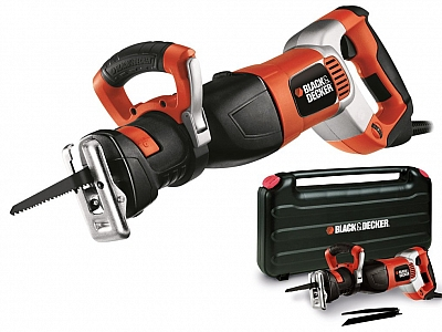 BLACK&DECKER RS1050EK piła szablowa