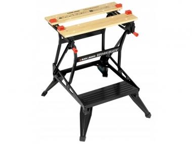 BLACK&DECKER WM536 stół warsztatowy kobyłka